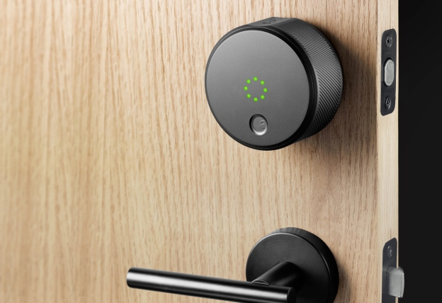 August Smart Lock Apple Watch August-smart-lock