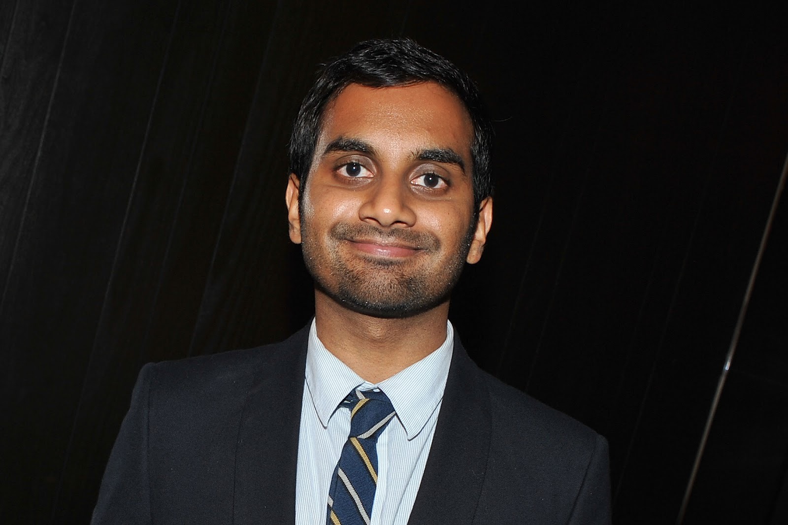 Aziz Ansari Aziz Ansari working with Parks