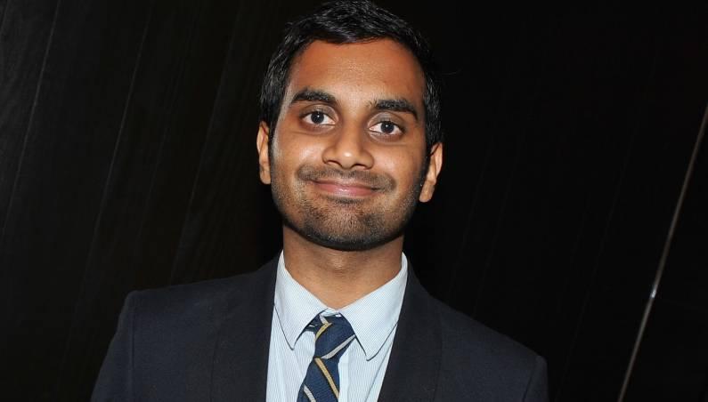 Aziz Ansari Donald Trump