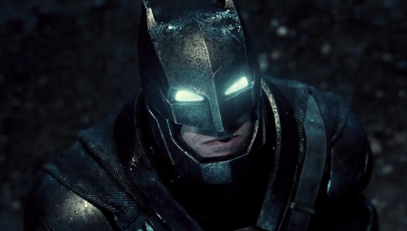 Batman v Superman Official Trailer