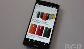 LG G4 vs. Galaxy S6 vs. HTC One M9 Benchmarks