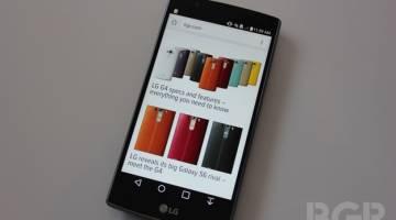 LG G4 vs. iPhone 6 Plus: Display