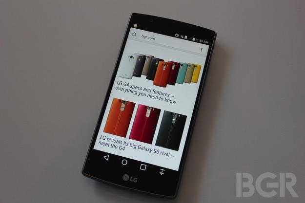 LG G5 3D Video Render