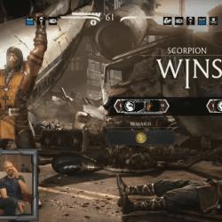 Conan Plays Mortal Kombat X Video