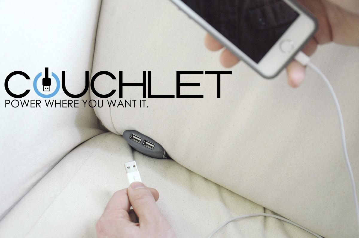 Indiegogo Couchlet USB Docking Station