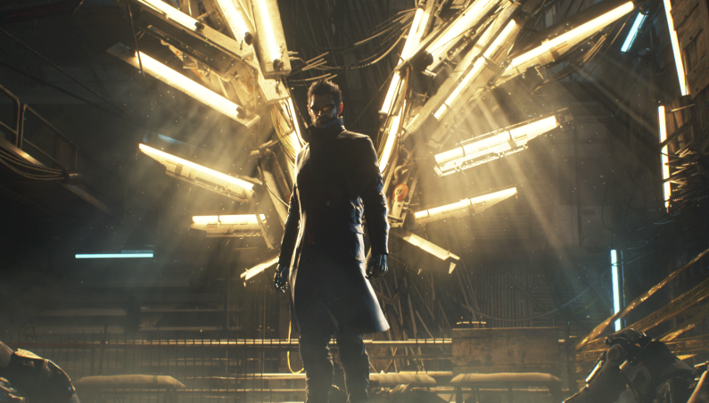 Call of Duty Black Ops 3 Deus Ex Game Trailers