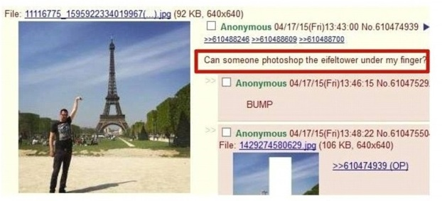 eifel tower 4chan