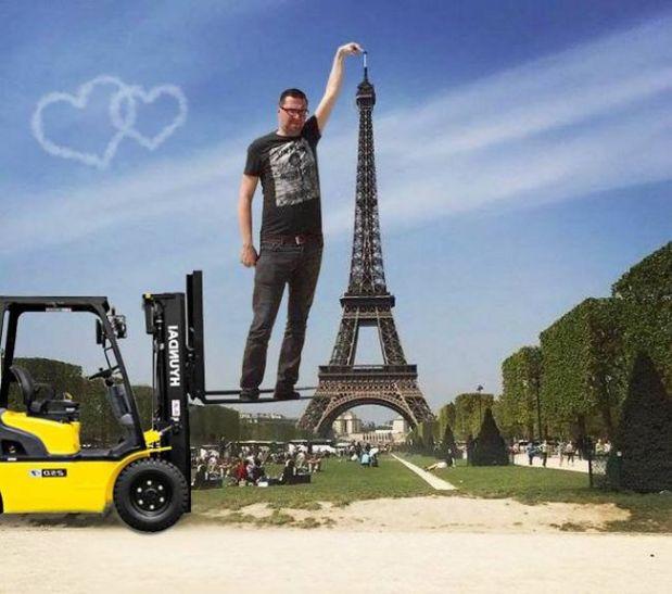 eifel tower photo fail