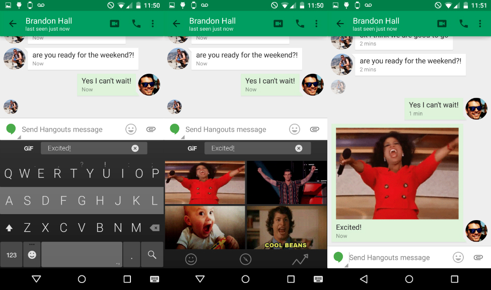 Fleksy for Android: GIF Keyboard support added in new update | BGR