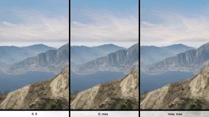 GTA 5 Graphics Comparison
