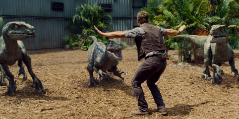 Jurassic World Second Trailer