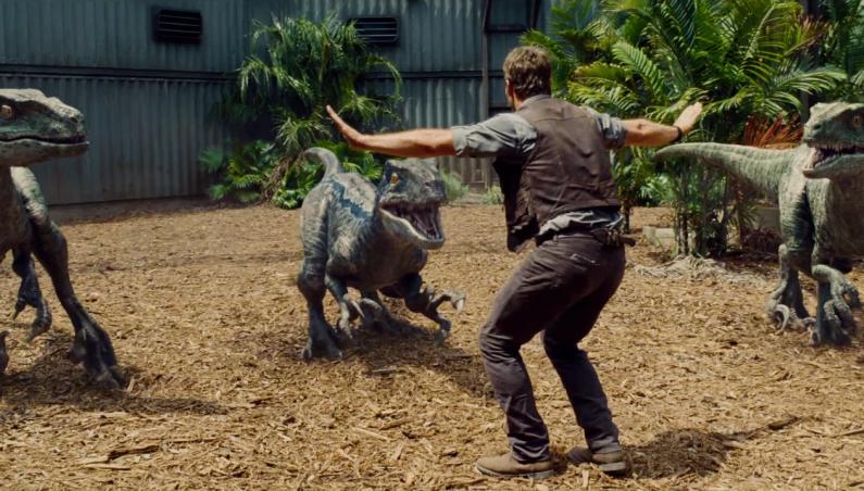 Jurassic World Second Trailer