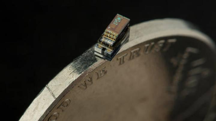 Michigan Micro Note M^3 Tiny Computer