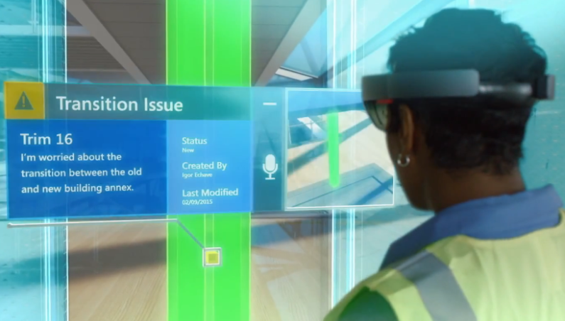 Microsoft HoloLens Release Date and Price