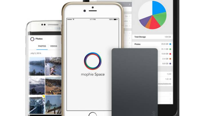 iPhone 6, Plus and iPad: Mophie Space 2.0