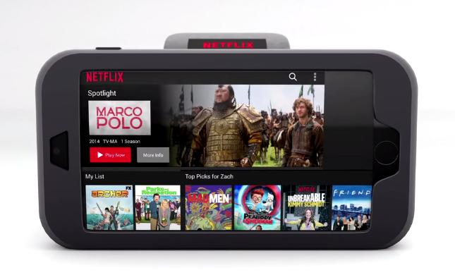 Netflix's Apple Watch Spoof TV Ad