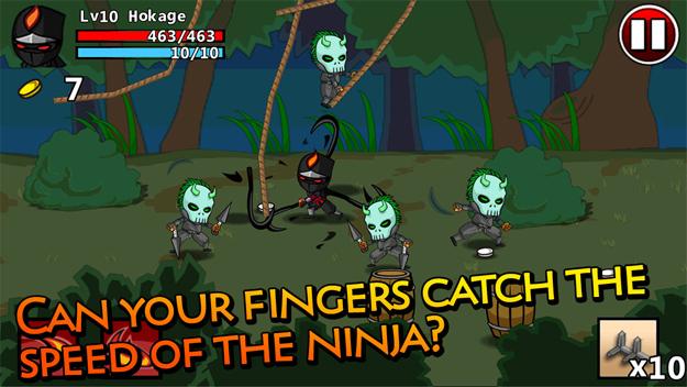 Ninjas---STOLEN-SCROLLS