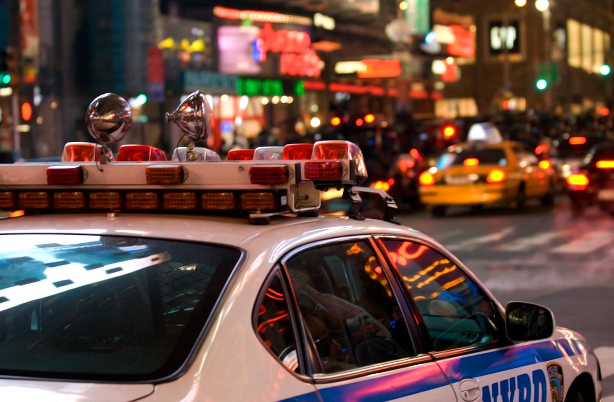 NYPD Hidden Video
