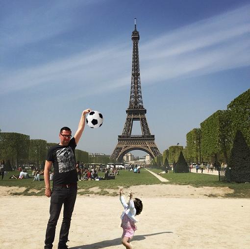 photoshop sid paris soccer