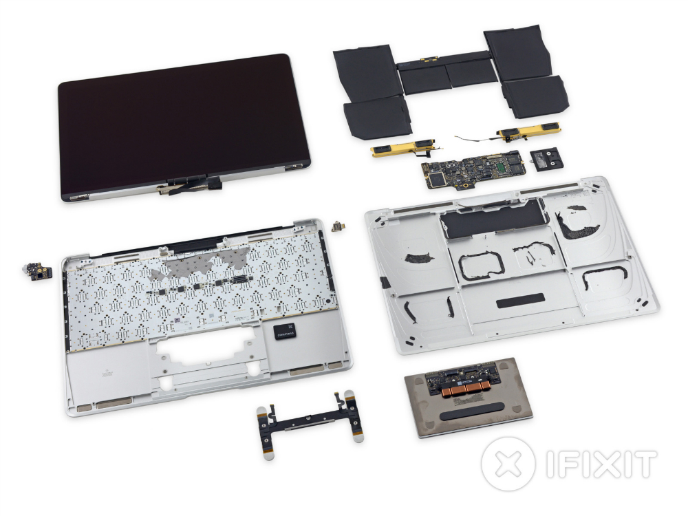 Retina MacBook iFixit Repair Guide