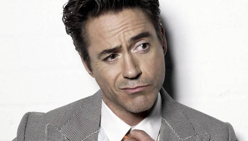 Robert Downey Jr Interview