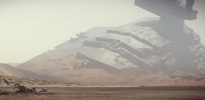 Star Wars Star Destroyer Craigslist Ad