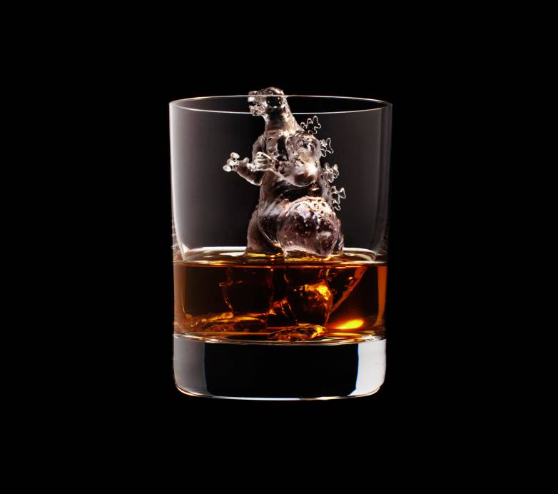 3D Printing Ice Cubes