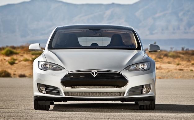 Tesla Model S China Sales