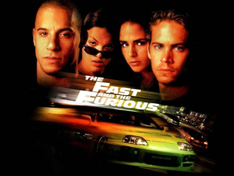 Fast And Furious Supercut