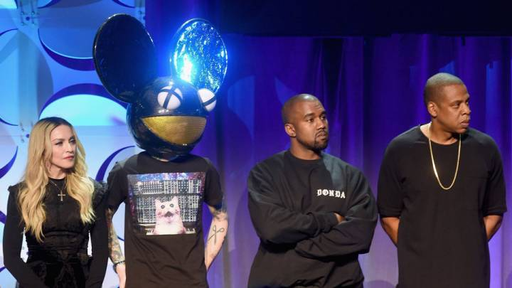 Sprint Jay-Z Tidal purchase