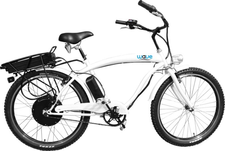 Indiegogo Wave Cheap Electric Bike