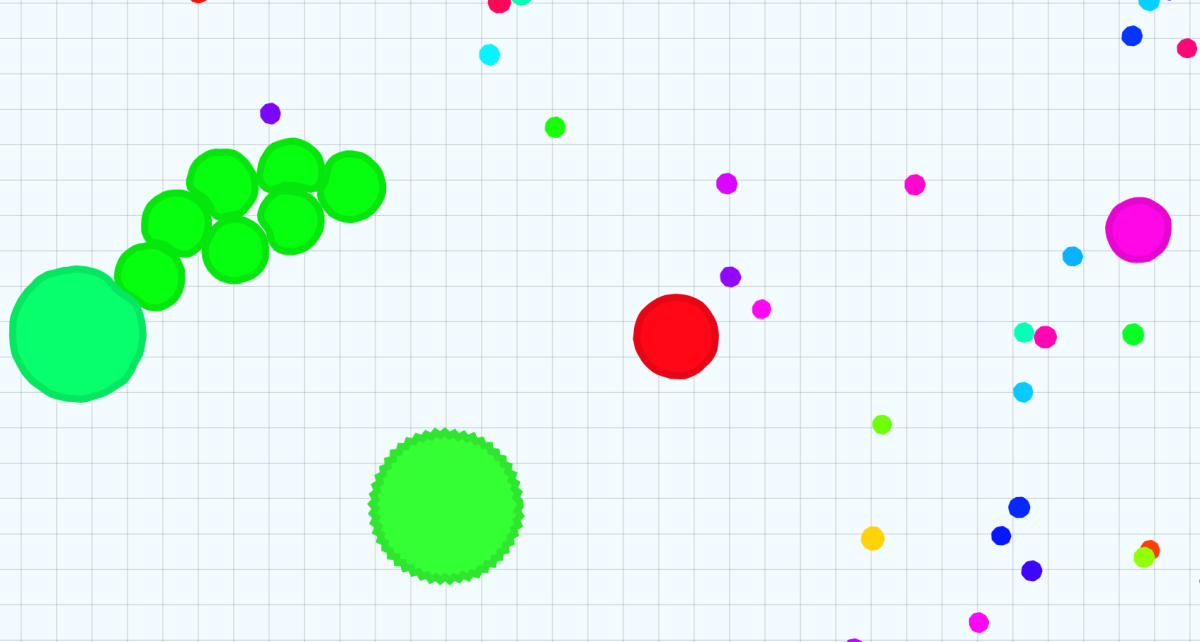 Agar.io Browser Game