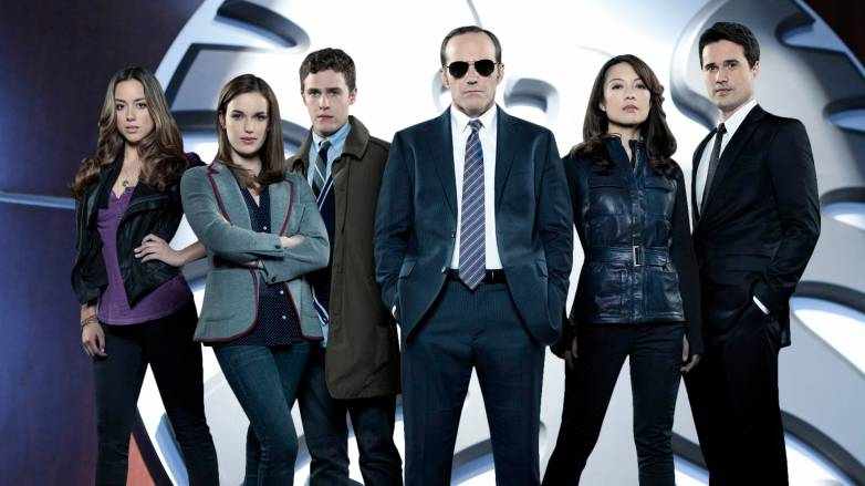 Agents of SHIELD Season 3 Trailer