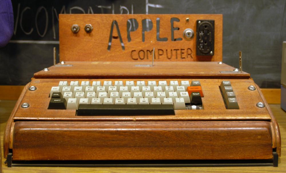 Apple I Computer Price Today