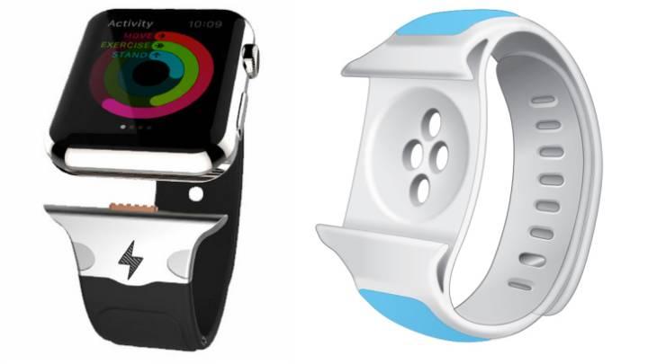 Apple Watch External Battery Band