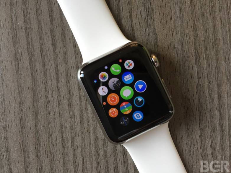 Apple Watch Web Browser App