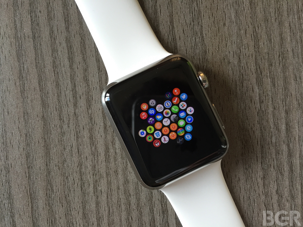 Apple Watch 2 tipped to launch with iPhone 7 in fall – BGR