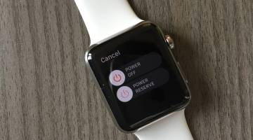 Apple Watch vs. Swatch: Battery Life