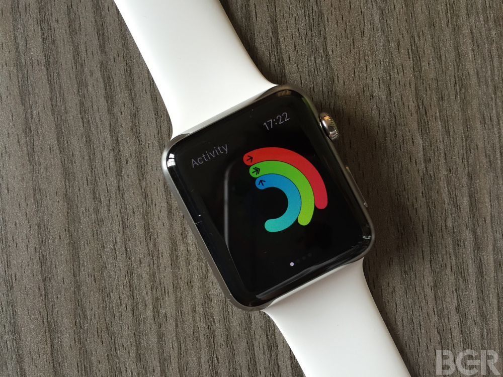 Apple Watch Retail Store Sales