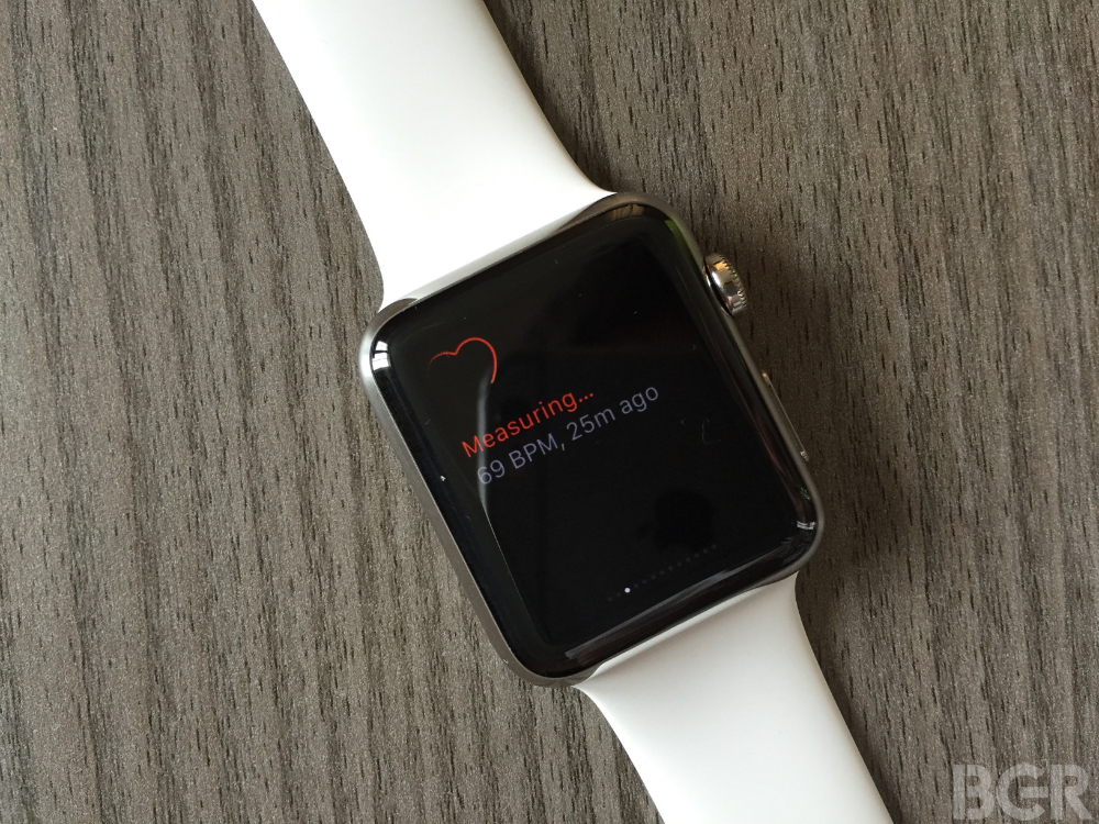 Apple Watch Heart Attack