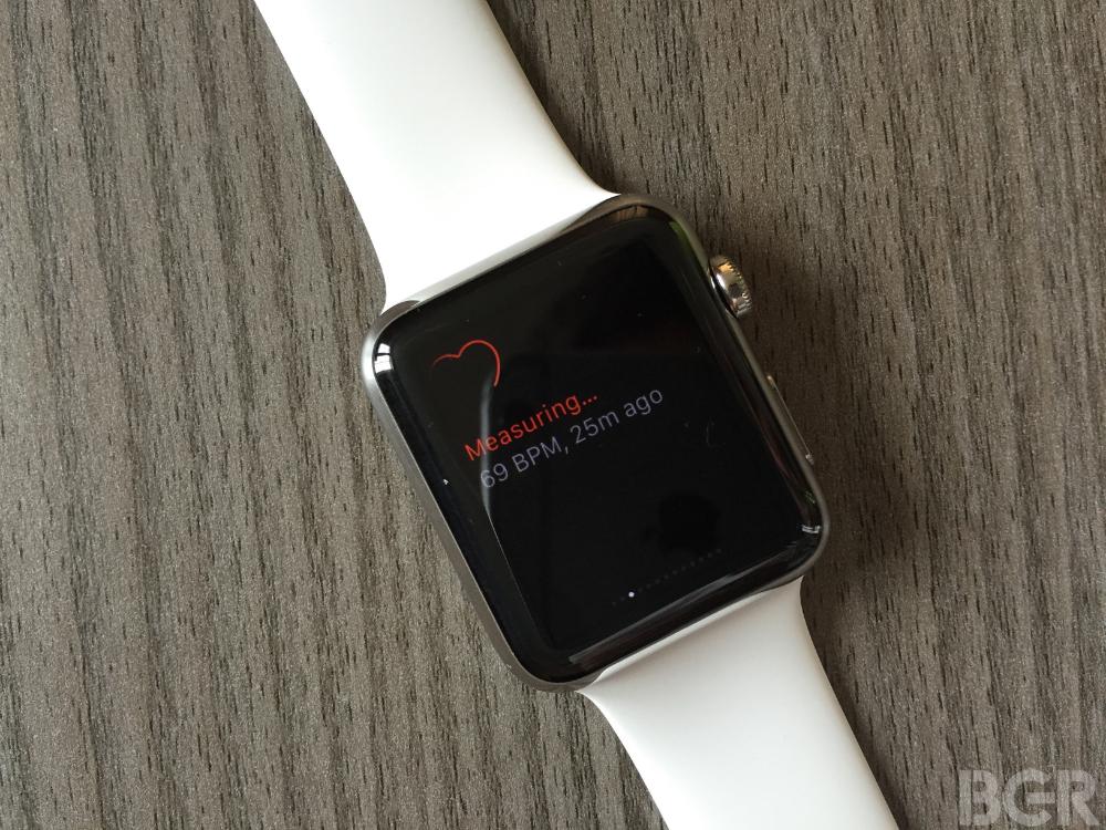 Apple Watch Heart Attack