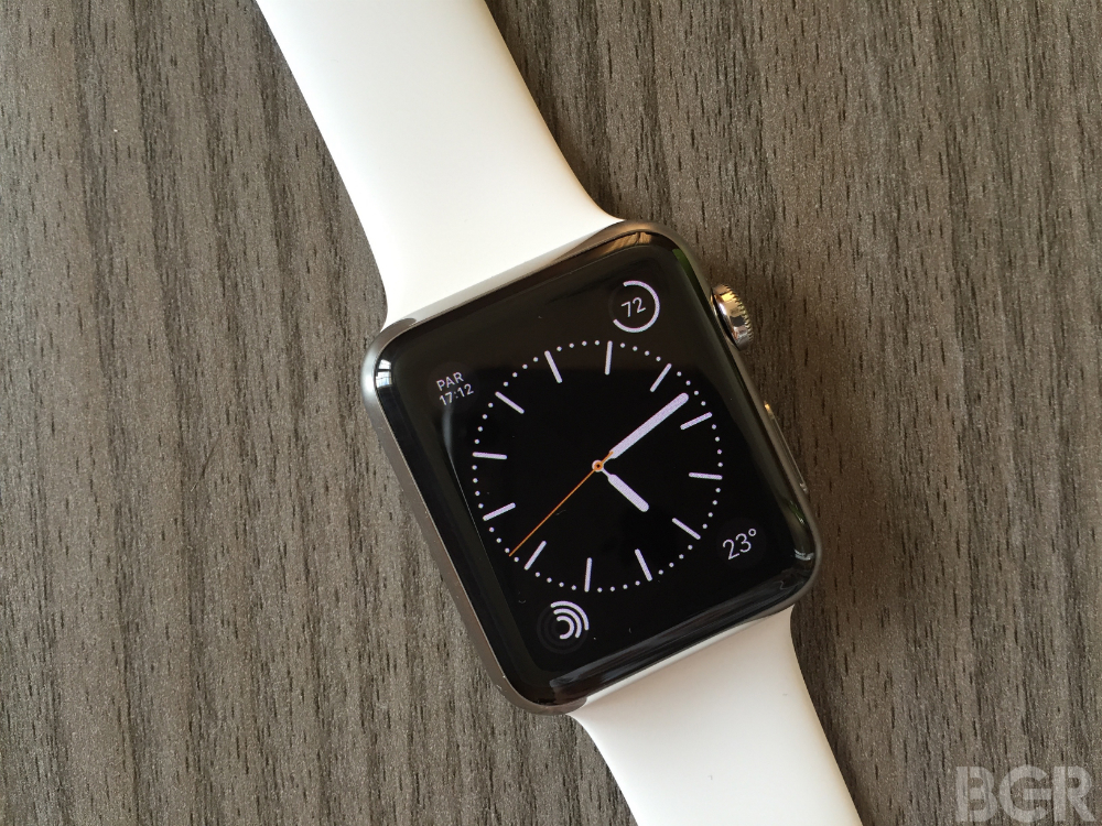 Apple Watch Battery Charging Strap