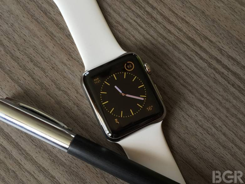 Apple Watch International Store Release Date