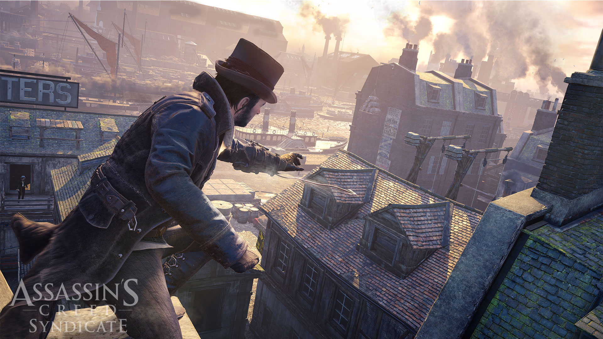 Watch Nearly An Hour Of New Assassin S Creed Syndicate Gameplay