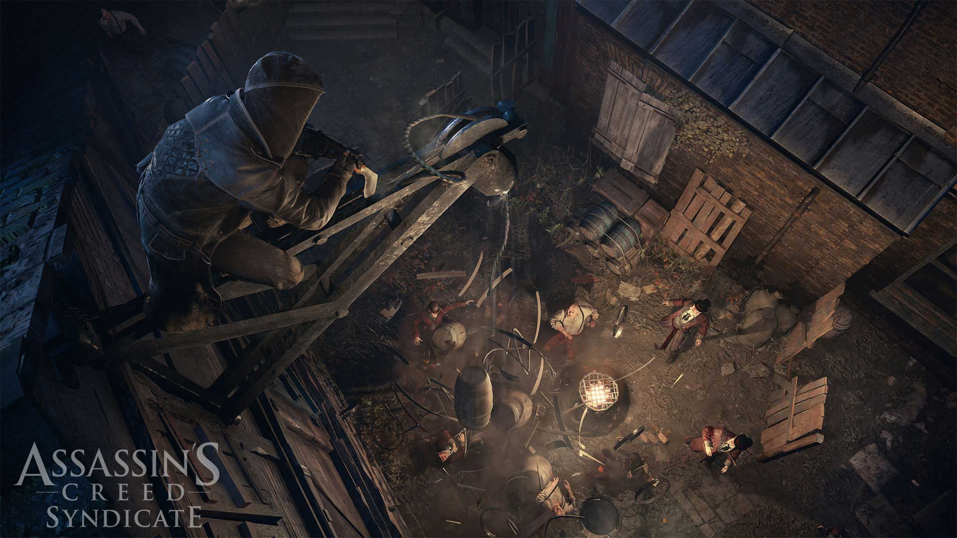 New Assassin S Creed Game Unveiled Watch The First Trailer And
