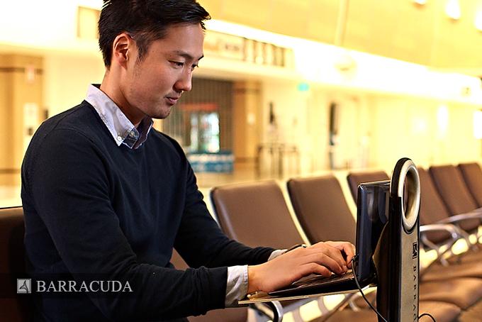 Kickstarter Barracuda Smart Luggage