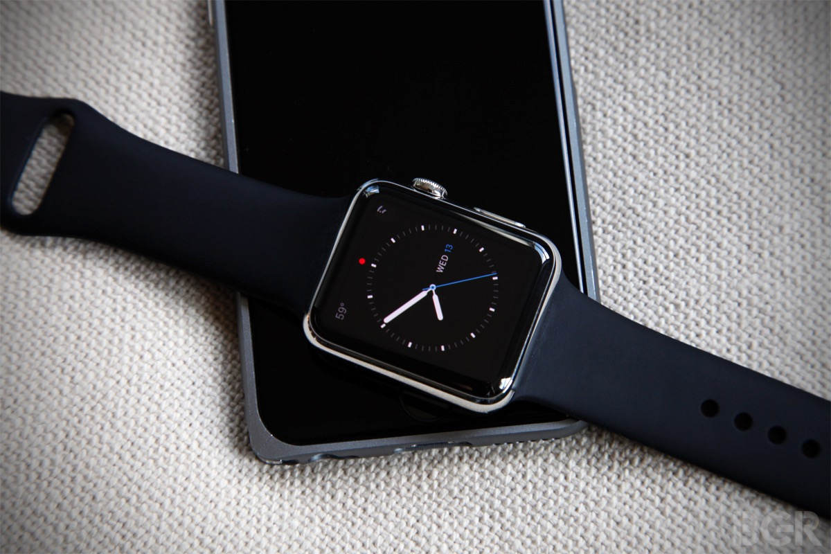Best Smartwatch 2017 iOS Compatible