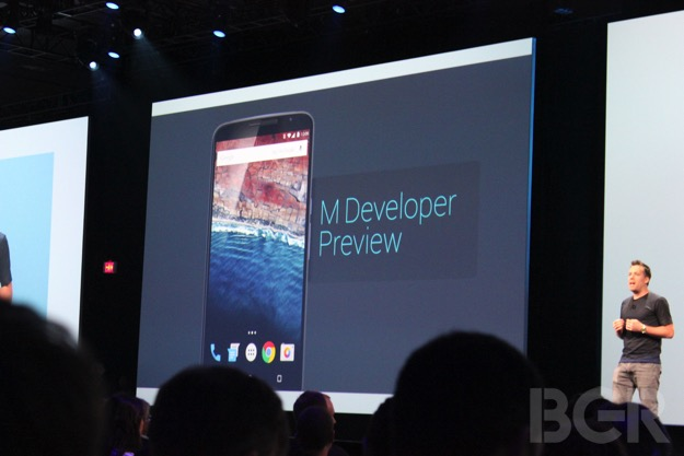 Android M Nexus 2015 Features