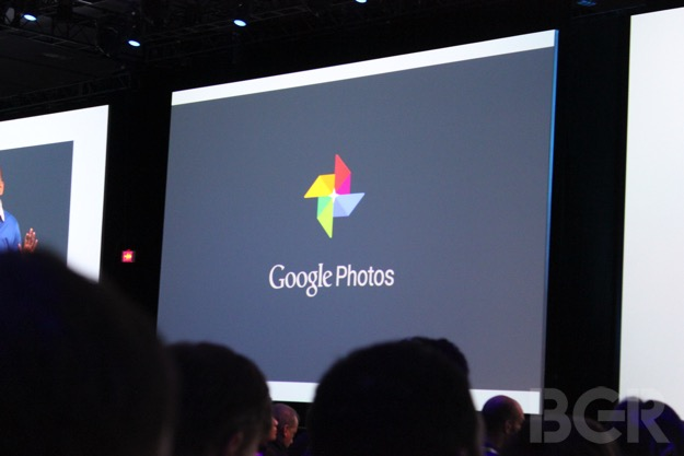 Android M Google Photos Application