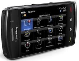 Worst Smartphone Ever BlackBerry Storm